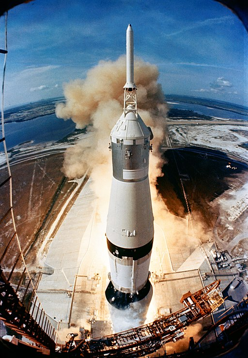 190716 Launch of Apollo 11 14483749397